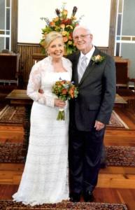 Mr. and Mrs. John Dahl Cooke Sr.