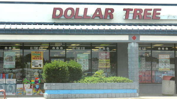 Dollar Tree is currently located in the Ahoskie Commons Shopping Center. That location will close once the new store is built.