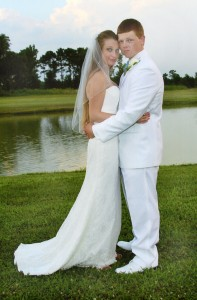 Mr. and Mrs. Michael Neal Brinkley