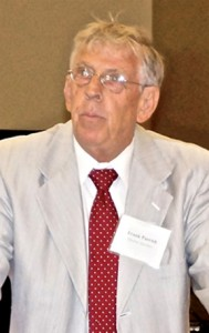 Frank Parrish served as DA for the First Judicial district since 1994.
