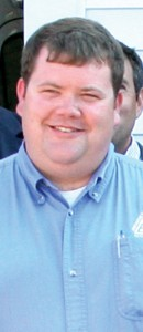 Bertie County Emergency Management Director Mitch Cooper