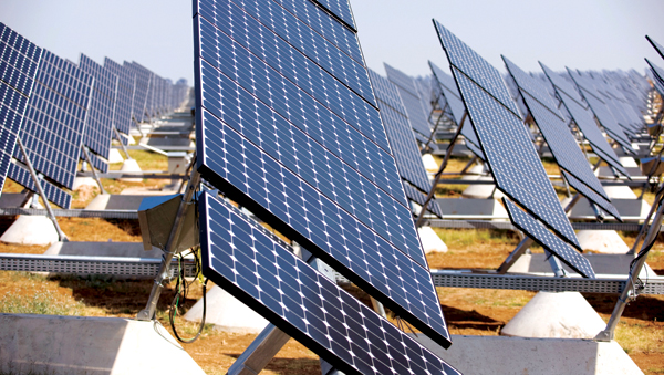 Hertford County is a favorite among green energy development firms with one solar farm in operation, two in the construction phase and as many as 21 others waiting in the wings. County officials may opt to place a moratorium on further development until they can adopt zoning ordinances to govern solar farms. File Photo