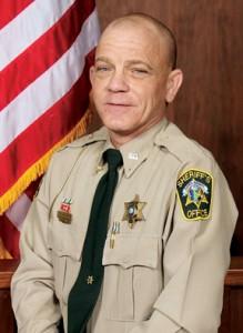 Gates County Deputy Sheriff Al Parker