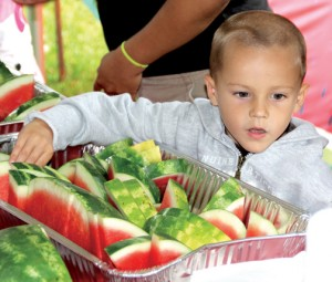 """There will be no free """"sweet treats"""" this year with the cancelation of the 2015 North Carolina Watermelon Festival in Murfreesboro. News-Herald File Photo"""