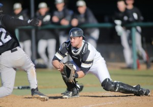Chad Whitehead, who played prep baseball at Lawrence Academy and college ball at UNC-Pembroke, received several honors prior to his May graduation. Photo Courtesy of UNC-Pembroke