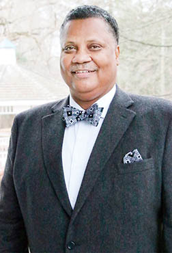 Reverend Dr. Linwood Boone received the 2017 Rouson Award from Chowan University. | Contributed Photo
